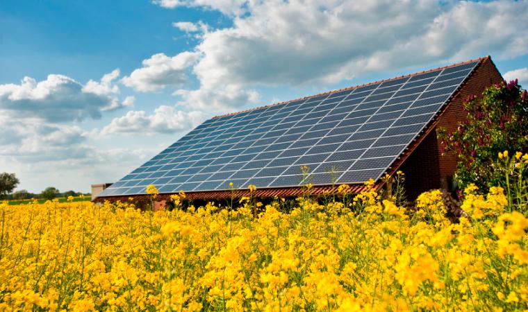 Solarwärme, Solarstrom
